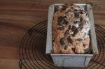 Joghurt-Brot mit Cranberries und Kürbiskernen MINI