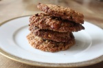 Chocolate Chips Cookies mit Mandeln MINI