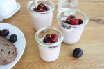 Himbeer-Buchweizen-Porridge MINI