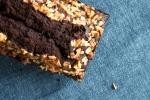 Schokoladenkuchen mit Baumnüssen MINI
