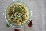 Papardelle mit Marronen-Basilikum-Pesto HOME MADE MINI