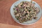 Selbstgemachte grüne Currypaste I