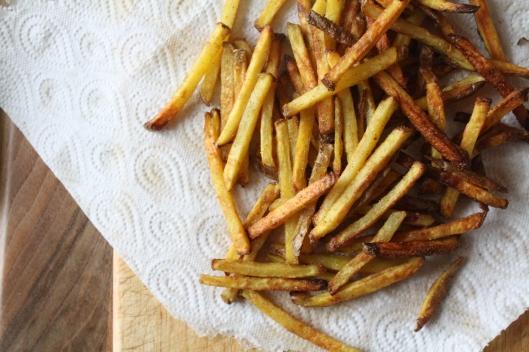 Kreuzkümmel-Pommes-Frites I