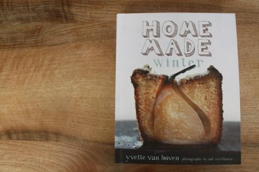 """Kochbuch """"Home made. Winter"""" - Brousse-Käse mit eingelegten Birnen I"""