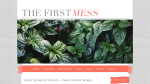 thefirstmess.com