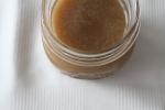 Apfel-Fenchelsamen-Kuchen mit selbstgemachter Caramelsauce II