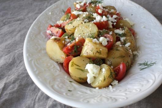 Kartoffeln-Dill-Salat I