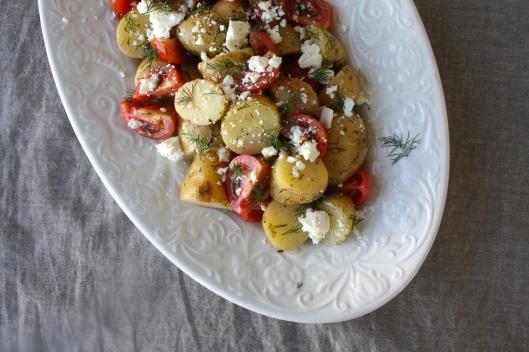 Kartoffeln-Dill-Salat III