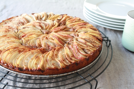Apfelkuchen I