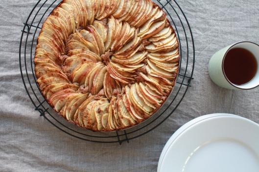 Apfelkuchen II