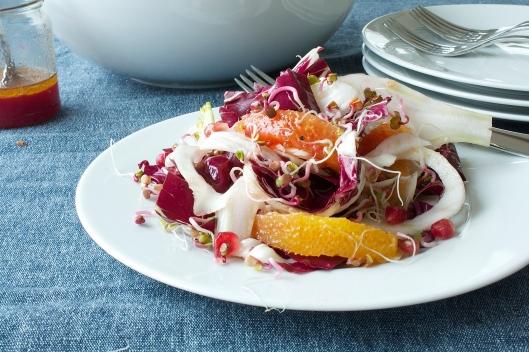 Fenchel-Orangen-Salat II