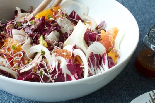 Fenchel-Orangen-Salat III